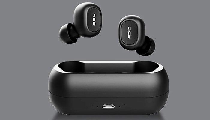 QCY T1C Мини Bluetooth 5.0 Беспроводные наушники